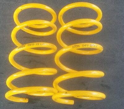 Holden Commodore Front King Springs Vb - Vz Lowered / Standard / Raised Wh Wk Wl