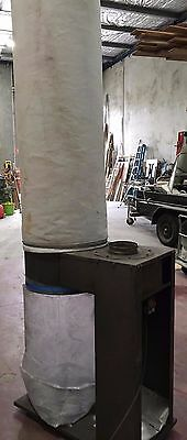 Dust extractor 3 phase