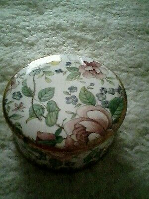 fine bone china trinket box