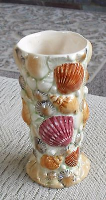 Vintage Sylvac Pebble/Shell Vase - 4157 With Label