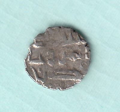 Amir of Sind India 870-1030 AD Extremely RARE Silver Dirham Very Small 59