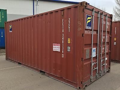 Used 20ft Shipping Container Bristol