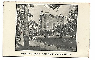 Somerset House, Bath Road, Bournemouth