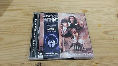 Big Finish - Doctor Who - CD - Luna Romana