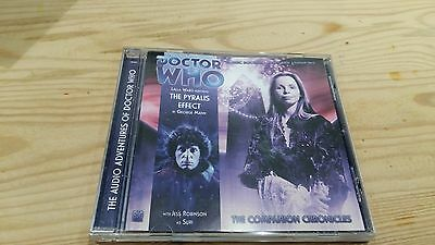Big Finish - Doctor Who - CD - The Pyralis Effect