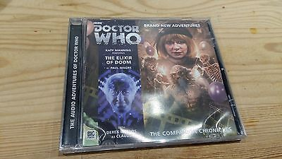 Big Finish - Doctor Who - CD - The Elixir of Doom