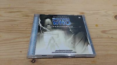 Big Finish - Doctor Who - CD - Unregenerate
