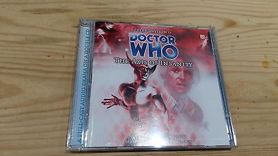 Big Finish - Doctor Who - CD - The Axis of Insanity