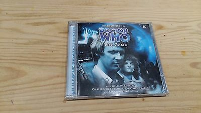 Big Finish - Doctor Who - CD - The Game