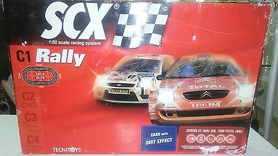 Scalextric Rally C1 Scx