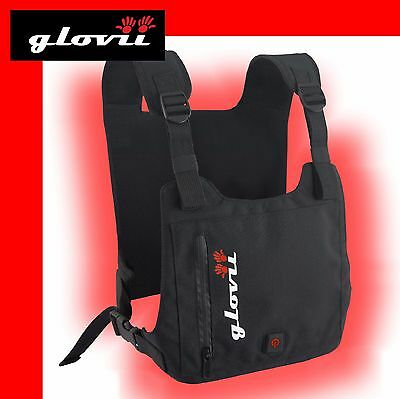 Universal battery ThermoActive heated smart Vest, adjustable size: S-XL - GLOVII