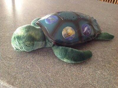 Turtle Bedtime Light...projects Moon And Stars Onto Ceiling