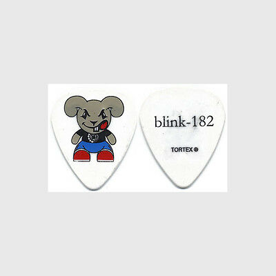Blink 182  authentic 2009 tour Guitar Pick