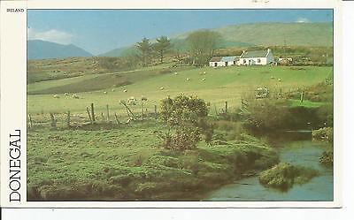 Postcard From County Donegal, Ireland,