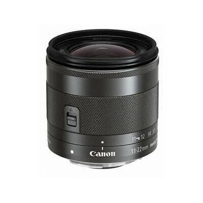 Canon EF-M 11-22mm f/4-5.6 IS STM Lens #7568B002