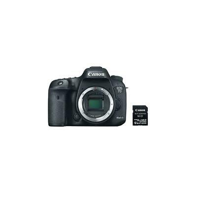 Canon EOS 7D Mark II DSLR Camera Body, with Wi-Fi Adapter Kit #9128B126