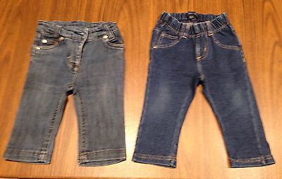 2 x Jeans for 3 to 6 month old