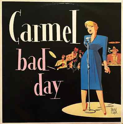 "CARMEL - Bad Day (12"") (VG/VG-)"