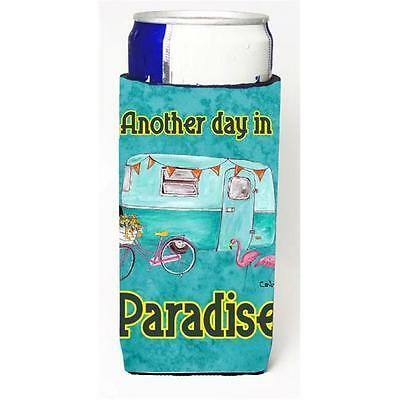 Another Day In Paradise Retro Glamping Trailer Michelob Ultra bottle sleeves ...