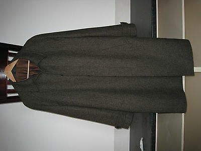 Mens Tweed overcoat XL  Marks & Spencer