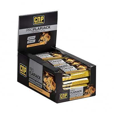 CNP Pro Flapjack 12 x 75g Protein Bars Limited Edition