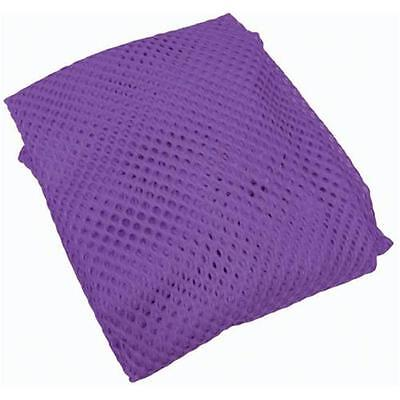 Olympia Sports BC096P 48 in. X 24 in. Mesh Bags-Purple