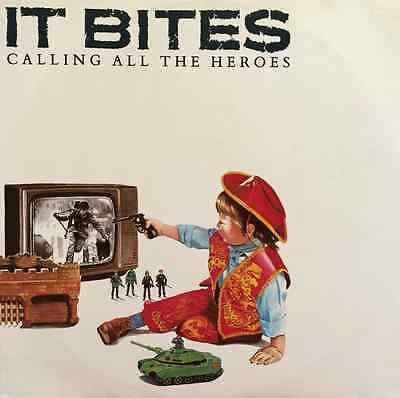 """IT BITES - Calling All The Heroes (12"""") (VG/EX)"""