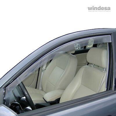 Clear Windabweiser vorne BMW 7er F01/701 4-door ab 2008-