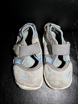 Nike Grey Trainers Size 5.5 Infant