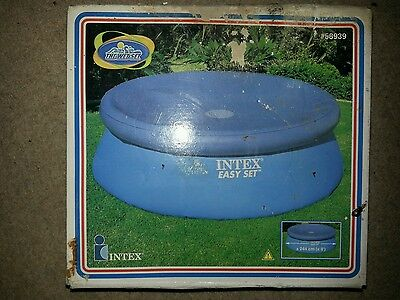 Intex Easy Set 8' Pool Cover Inflatable Swimming Pool Fast Set