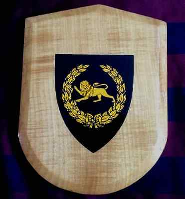 Army Wall Plaque -The King's Own Royal Border Regiment