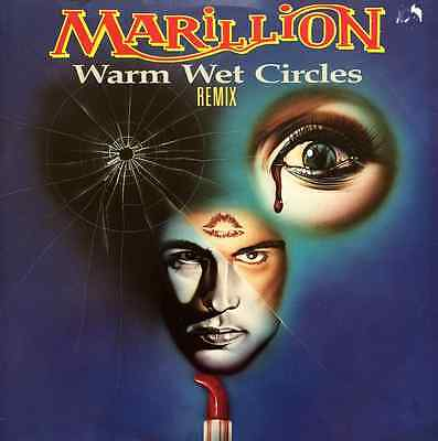 "MARILLION - Warm Wet Circles (12"") (VG/VG)"