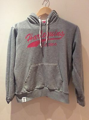 Harlequins Kids Hoody Size M Very Small Would Fit  11 Years