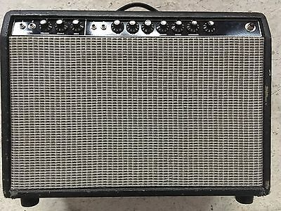 1977 fender silverface deluxe reverb