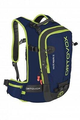 2015 Ortovox Haute Route 35 backpack in Navy