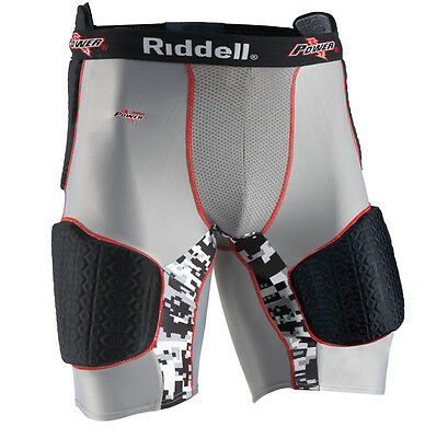 NEW Riddell Power Recon 5-Piece Integrated Girdle Adult Football Gear