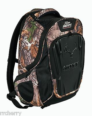 @NEW@ 2015 Team Hoyt Camo Backpack! back pack archery compound bow #1605801