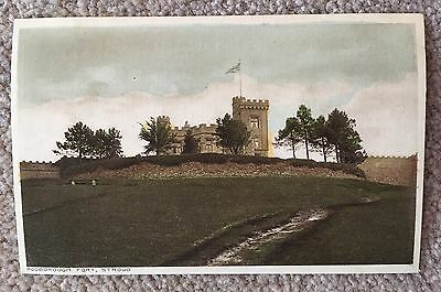 Old Postcard Rodborough Fort Stroud Unposted