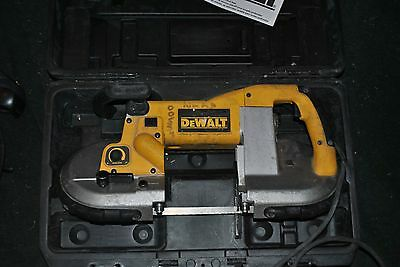 "Dewalt D28770 4-3/4"" Heavy Duty Deep Cut Variable Speed Corded Electric Band Saw"
