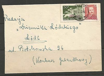 Poland, Groszy Overprints Cover 3
