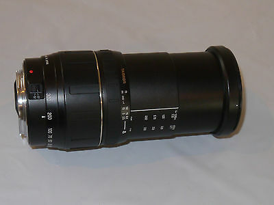 Tamron Aspherical 28-300mm Lens For Canon