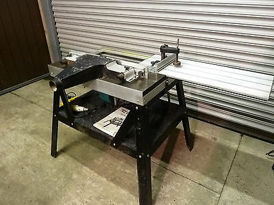 MS-R Router Table with Makita Router & 110v Transformer