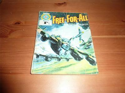 Air Ace Picture Library #479 - Fleetway Library - IPC Magazines - 1969