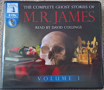 Complete Ghost Stories of M.R. James: VOLUMES 1 & 2 (CD-Audio, 2007)