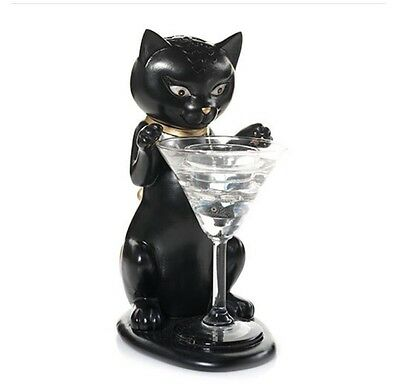 Yankee Candle Spooktacular Sophia Fishtini Cat Tea Light Candle Holder Sold Out