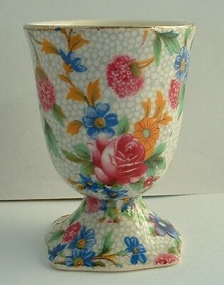 Royal Winton Old Cottage Chintz Footed Egg Cup