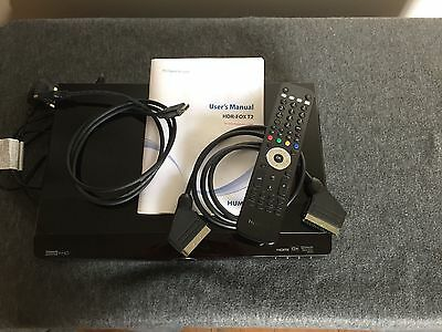 Humax HDR-Fox T2 Freeview+ HD Digital Recorder 500GB