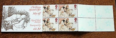 GB – Christmas Booklet 1984 – Unm.Mint  - 20 x 13p (1267Eu) (MNH) (Se2)