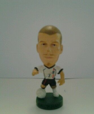 David Beckham England Corinthian football figure