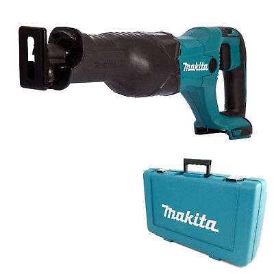 Makita 18V Lxt Djr186 Djr186Z Djr186Rfe Reciprocating Saw And Plastic Case